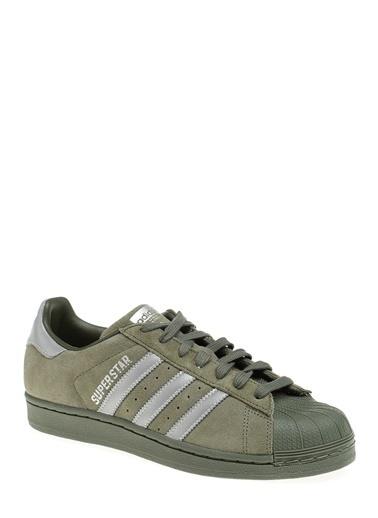 adidas Superstar Yeşil